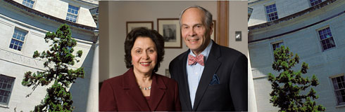 """""""There are people who are dyslexic that you could never imagine,"""" says Sally Shaywitz, co-director, with her husband Bennett, of the Yale Center for Dyslexia and Creativity."""
