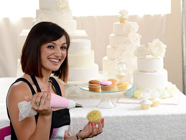 Daniela learned to bake using YouTube videos and cooking shows. Photo Jeremy Piper Source: News Limited